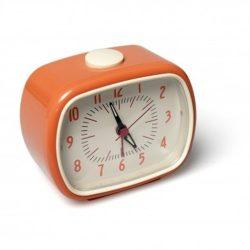 Retrowekker oranje